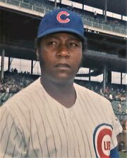 Juan Pizarro Chicago Cubs 8x10 probably 1970 White Sox, Braves