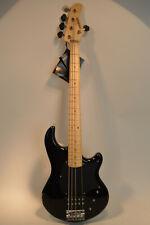 Fernandes Atlas 5X 5 String Electric Bass Guitar Black For Repair