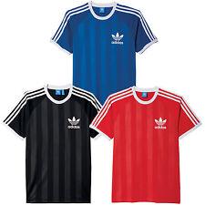 Figurbetonte adidas Kurzarm Herren-T-Shirts