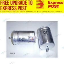 Wesfil Fuel Filter WCF50 fits Mercedes-Benz Vito 113 (638)