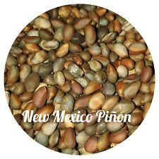 Fresh Raw New Mexico Piñon Pinon Pinyon Pine Nuts 8 oz. Bag In Shell New Crop.