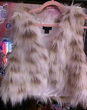 womens fur vest Steve Madden With Matching Leg Warmers 🔥