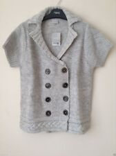Next Knit Mix Wool Cardigans Size 15-16yrs