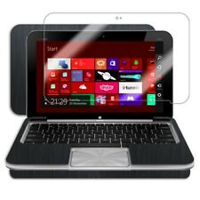 Skinomi Brushed Steel Tablet Skin+Screen Protector for HP Envy x2 with Keyboard