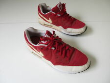 Men's NIKE 'Air Max Light 2008' Sz 10.5 US Runners Red ExCon   3+ Extra 10% Off