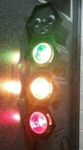 Disco - Ampel Lichtanlage / Geschwindigkeit verstellbar