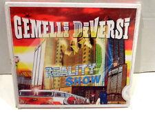 GEMELLI DIVERSI  -  REALITY SHOW  -  CD 2007 SLIDEPACK   NUOVO E SIGILLATO