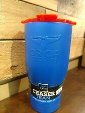Orca Team Blue Chaser 27oz w/Orange lid