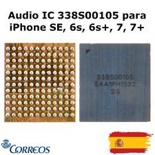 Audio IC 338S00105 para iPhone SE, 6s, 6s+, 7, 7+ U3101 U3500 Chip de Audio
