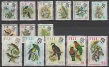 Fiji postfris 1971+1975 MNH diverse waarden - Bloemen / Vogels / Birds (P060)