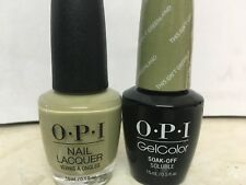 Opi Gelcolor+ Matching Gel Polish This Isn'T Greenland (Gc I58/Nl I58)