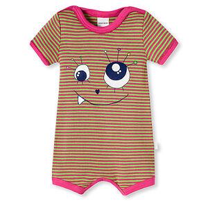 Schiesser Baby Body Romper short Sleeve Player 62 68 74 80 86 92 98 104