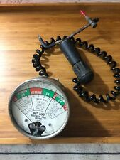 Vintage Snap on Tools Mt-365 Battery Cell Tester