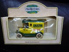 Lledo PLC die cast model - Anadin