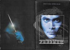 COFFRET 2 DVD ZONE 2 + LIVRET COLLECTOR--CRYING FREEMAN--CHRISTOPHE GANS