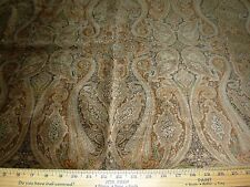 "~18 6/8 YDS ~ VELVET~""VICTORIAN ANTIQUE"" VELVET UPHOLSTERY FABRIC FOR LESS~"