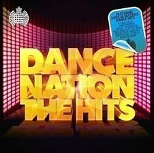 MINISTRY OF SOUND Dance Nation: The Hits 2012 feat. Adele, Drake & Rihanna CD NE