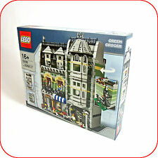 # LEGO 10185 Green il droghiere, nuovi di fabbrica sigillata, modulare in pensione Set RARO