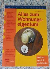 Alles zum Wohnungseigentum WRS Ratgeber Riesenberger Lexikon A-Z und Muster TOP