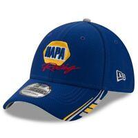 New Era Chase Elliott Royal/Yellow NAPA 39THIRTY Flex Hat
