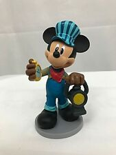 Disney Conductor Mickey Mouse Cake Topper Toy Mickey Mouse & Friends New
