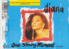 DIANA ROSS ONE SHINNING MOMENT  4 TRACK CD SINGLE