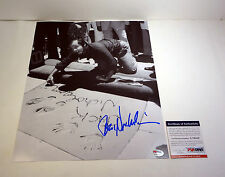 JACK NICHOLSON WALK OF FAME SIGNED AUTOGRAPH 11X14 PHOTO PSA/DNA COA #S79028