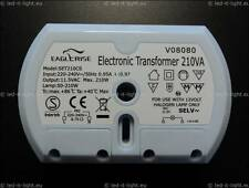 █► Elektr Transformator Eaglerise SET210CS -  12V 50 - 210 WATT Dimmbar Halbrund
