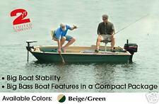SUN DOLPHIN PRO 120  FISHING BOAT  BASS SPORTSMAN NEW