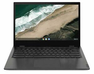 Lenovo S345 14 Inch AMD A4 4GB RAM 32GB eMMC Radeon R4 Chromebook - Grey