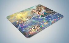 Little mermaid mouse mat pad non slip novelty gift gaming pc disney art ariel