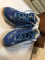 DS 2007 Nike Air Jordan XI 11 Retro Low IE Argon Blue/Zest 306008 471 Size 12