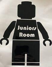 personalised Lego door / Wall stickers