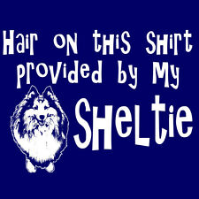 Sheltie Hair T-shirt * Dog , Funny , Pet shirt , shelite shirt, shirt, sheltie