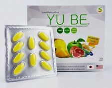 YU BE DETOX 100% natural food supplements block burn slimming dietary product.