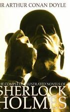 The Complete Illustrated Novels of Sherlock Holmes: A Study in-ExLibrary