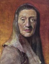 """etta"" an original oil painting on gesso board"
