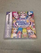 WARIO WARE MEGA MICROGAMES! Gameboy Advance gba *BRAND NEW/SEALED* warioware inc