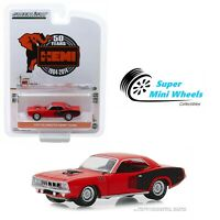 Greenlight 1:64 Anniversary Collection 1971 Plymouth HEMI 'Cuda #28000 -E