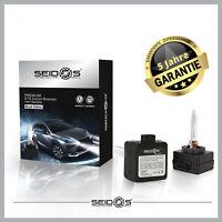DUO-SET SEIDOS D1S 6000K BLACK EDITION Xenon Brenner Scheinwerfer Lampe Bulb NEW