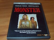 Monster (DVD, 2005, 2-Disc Set, Widescreen Special Edition)