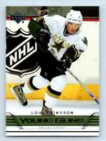 2006-07 Upper Deck Young Guns Loui Eriksson RC #210