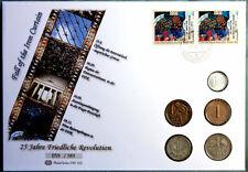 FRV 052 Numisbrief 25 Jahre Fall des Eisernen Vorhangs Liechtenstein 09.11.2014