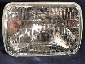 2 — O.E.M. Sylvania NOS 6052 Incandescent Headlight, 3-prong, 12V, High/Low Beam