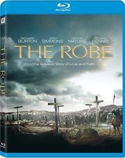 The Robe [Blu-ray] Christian Spiritual New Factory Sealed, Free Shipping