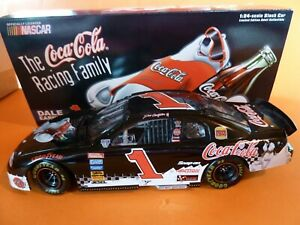 Dale Earnhardt Jr. Coca Cola 1:24 Diecast Action Collectibles NASCAR 1998