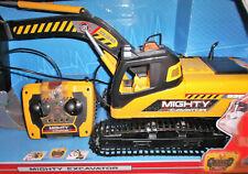 Dickie Mighty Excavator Bagger Ferngesteuert Baustellenfahrzeug Schaufelbagger
