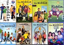 The Middle Complete Series Seasons 1-8 (24 Disc DVD Set) 1 2 3 4 5 6 7 8
