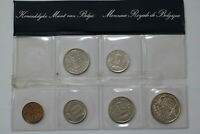 BELGIUM 1978 COIN SET B18 BOX13 - 41