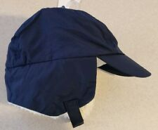 NEW Old Navy Boys 12-24 MONTH 2T-3T 4T-5T Brimmed Winter Trapper Hat NAVY #15719